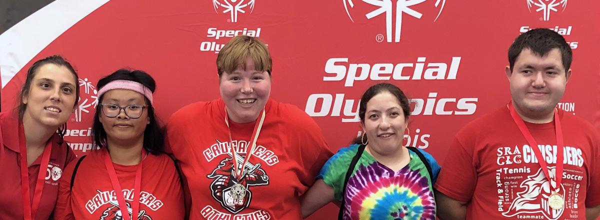 SRACLC Special Olympics, Crusaders Athletics